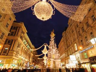 Novoletni Dunaj - novo leto