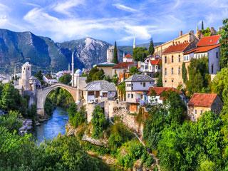 Sarajevo - Mostar - NP Slapovi Krke