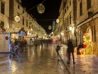 Silvestrovanje v Neumu, Dubrovnik, Ston in Pelješac - novo leto