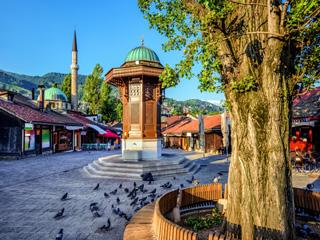 Vikend v Sarajevu