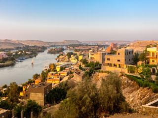 Križarjenje po Nilu, Kairo in Giza