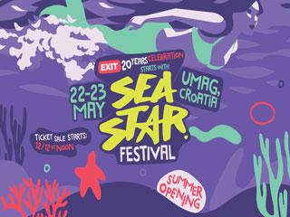 Sea Star Festival 2020 - vstopnica