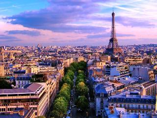 Vikend v Parizu
