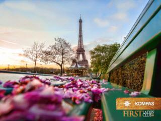 Pariz - prestolnica mode - City break