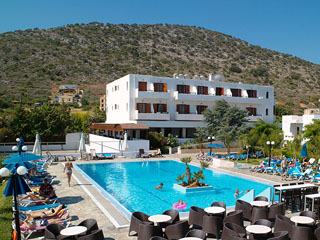 Hotel Smartline Kyknos Beach and Bungalows