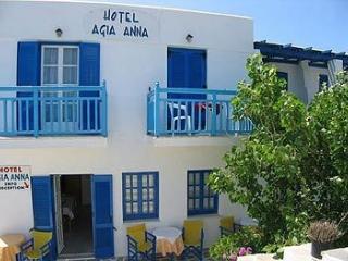 Hotel Aghia Anna