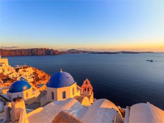 Raziskujemo na Santoriniju - Lepote otoka, ki so obkrožile svet