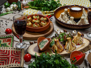 Kulinarični okusi Zakavkazja - Gruzija in Armenija