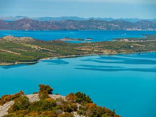 Otok Murter - pozdrav pomladi/jeseni