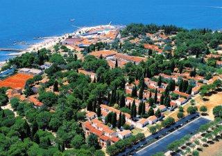Turistično naselje Villas Rubin - sobe