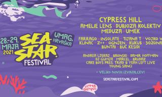 Sea Star Festival 2021 - vstopnica