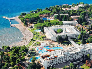 Hotel Falkensteiner Club Funimation Borik - all inclusive