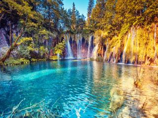 Biseri Dalmacije - narodni parki in parki prirode