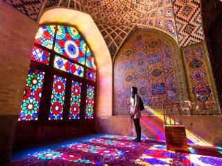 Iran - perzijska pravljica od severa do juga