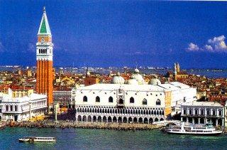 Benetke in Beneška laguna