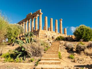 Sicilija - sredozemska lepotica