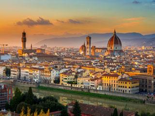Firence z avtobusom, dragulj Italije