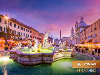 Rim s prijateljicami - City break