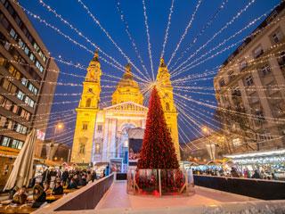 Adventna Budimpešta