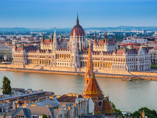 Vikend v Budimpešti