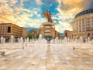 Živahno  Skopje - City break