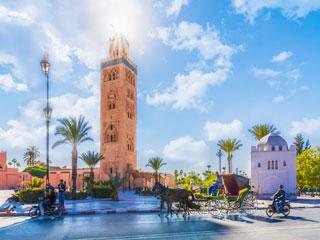 Čarobni Maroko - novo leto