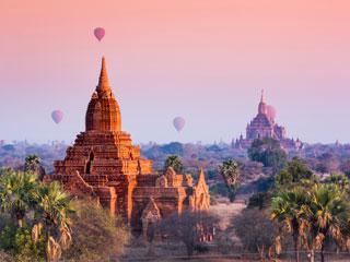 Skrivnostni Mjanmar