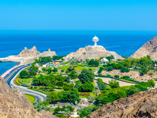 Oman - 9 dni
