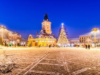 Zimska pravljica v Romuniji - novo leto