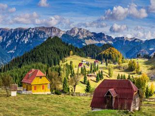Romunija - srednjeveška mesta pod plaščem grofa Drakule