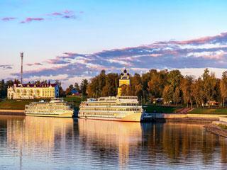 Križarjenje po Volgi (od St. Peterburga do Moskve)