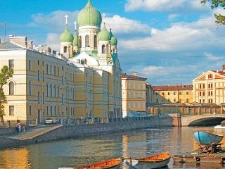 St. Peterburg in Moskva