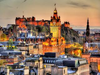Škotska - dežela pogumnih src