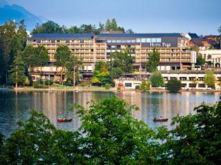Doživetje na Bledu - Hotel Park