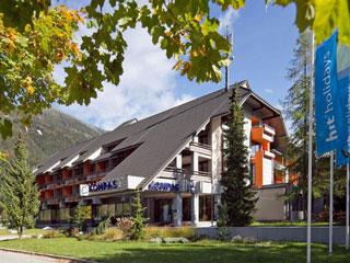Hotel Kompas - poletna osvežitev