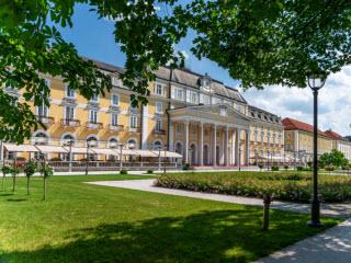 Grand hotel Rogaška Superior (nočitev z zajtrkom)
