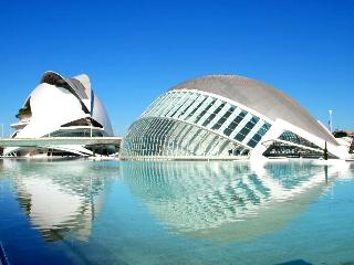 Temperamentna Valencia - City break