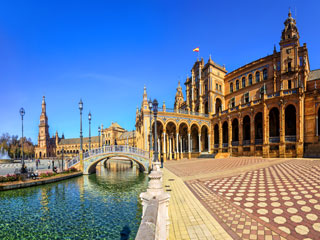 Andaluzija - pravljične podobe Španije
