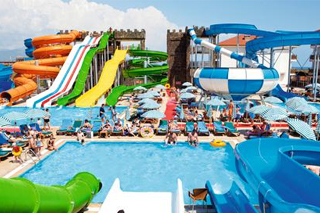 Hotel Eftalia Splash Resort - KLUB