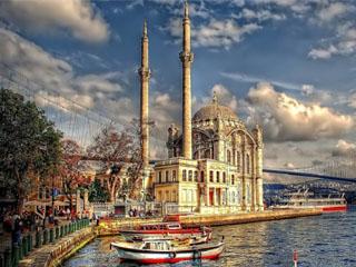 Vrhunci Turčije - od Carigrada do obale