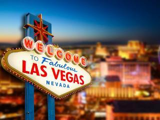 Vikend v Las Vegasu