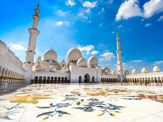 Dubaj/Dubai in Abu Dhabi