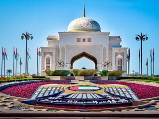 Abu Dhabi in Dubaj/Dubai