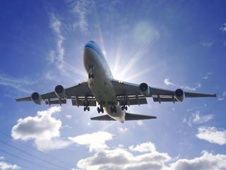 Povratni letalski prevoz na ZAKINTOS