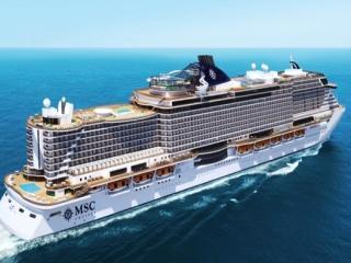 Miami in ritem Karibov z ladjo MSC Seaside