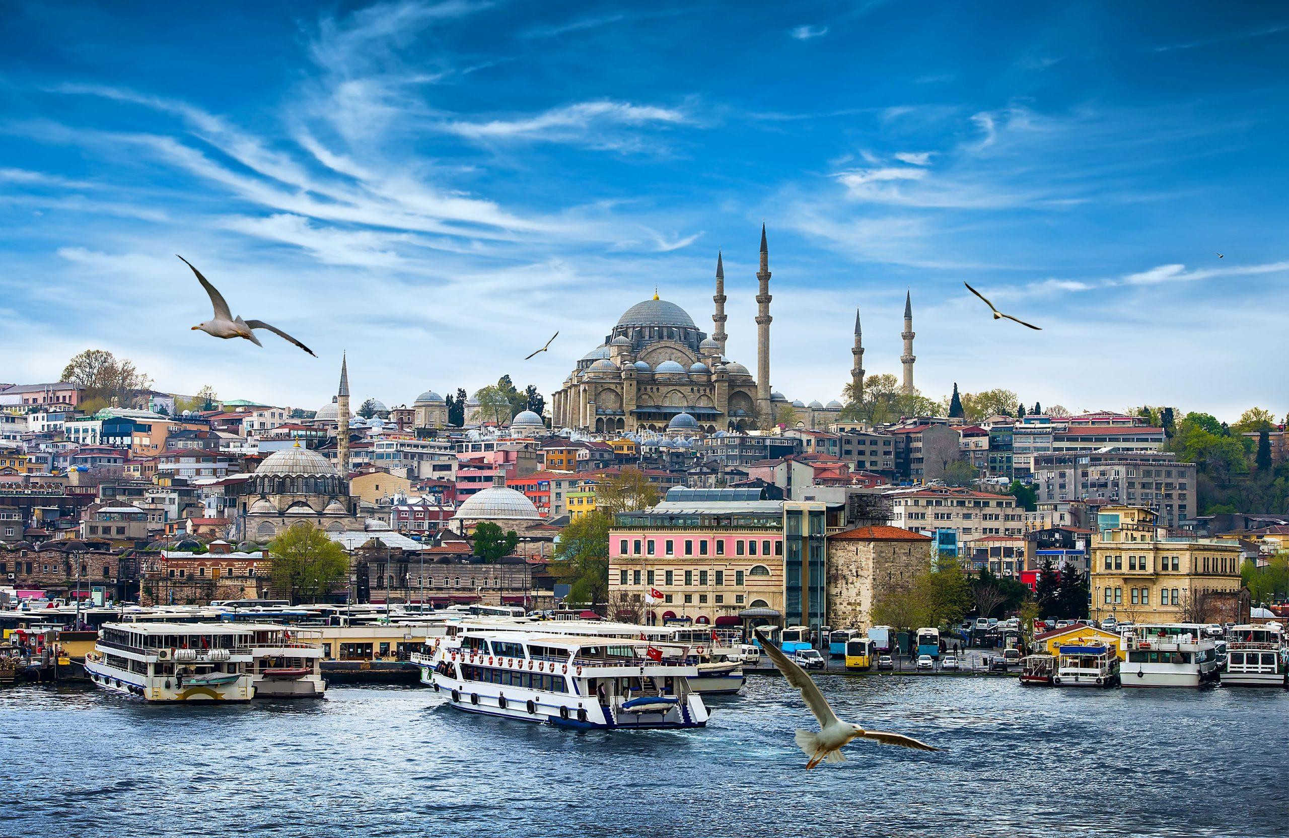 Istanbul - mesto na robu orienta