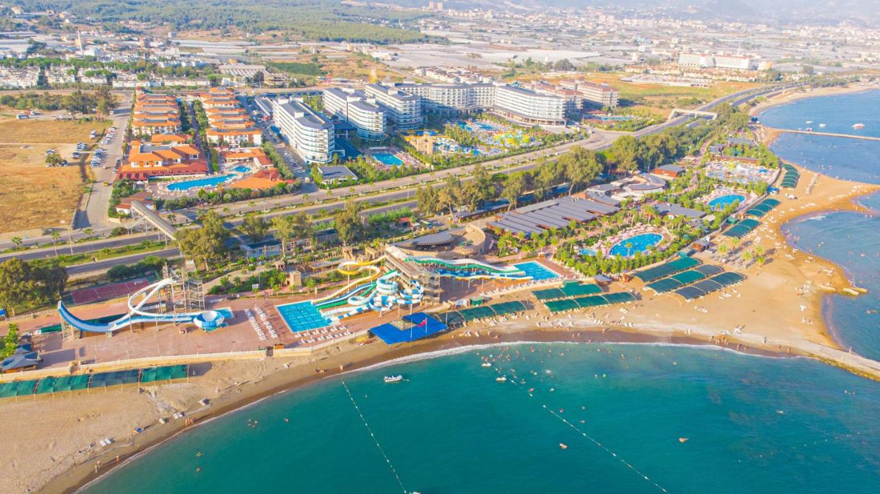 Turčija - Alanya - Hotel Eftalia Marin 5*