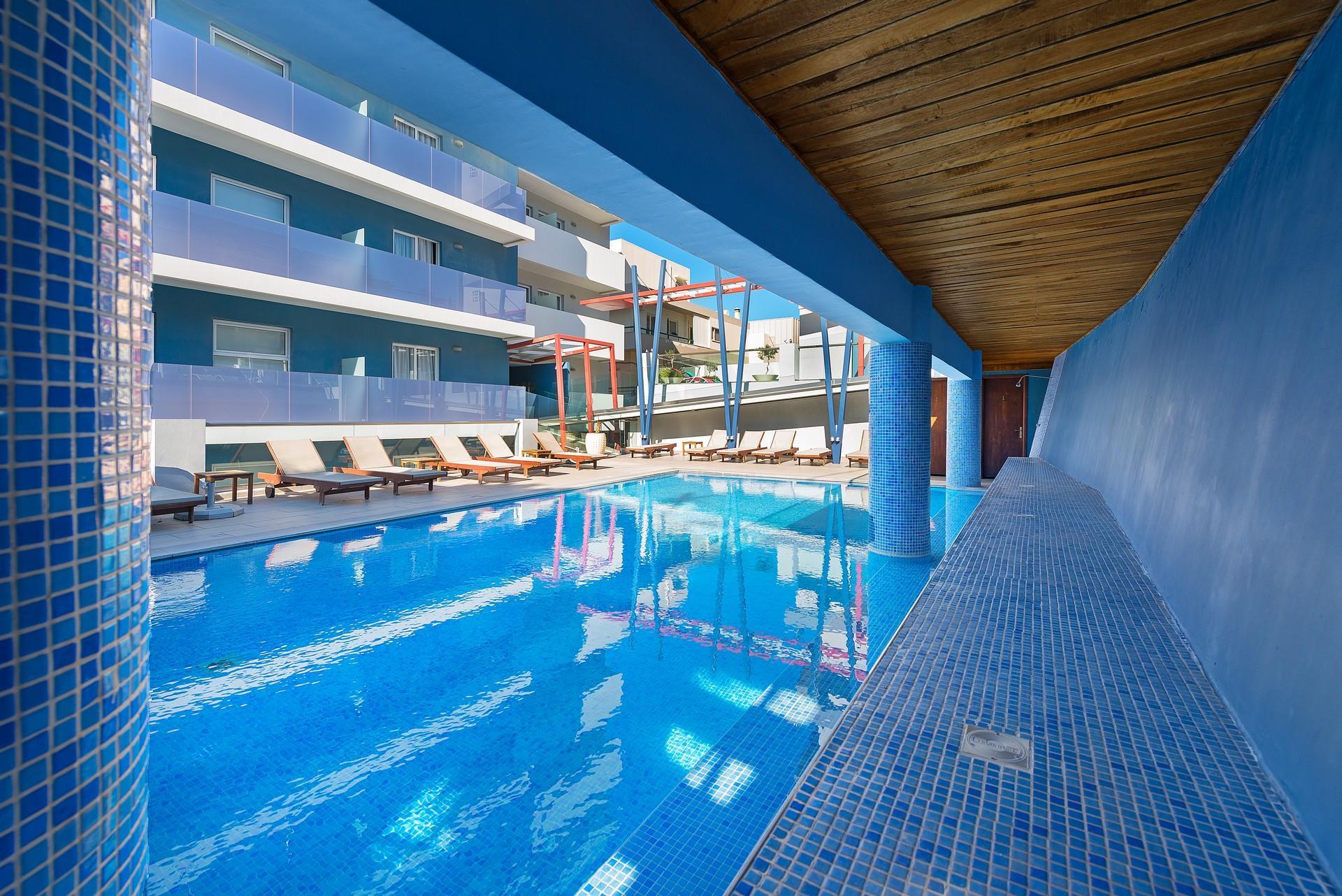 Grčija - Otok Rodos - Semiramis City Hotel 4*